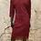 Thumbnail: Le Chateau Burgundy Stretch Lace Dress NEW 🇨🇦