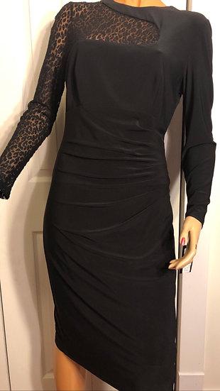 Cartise 🇨🇦Black See Thru Dress NEW