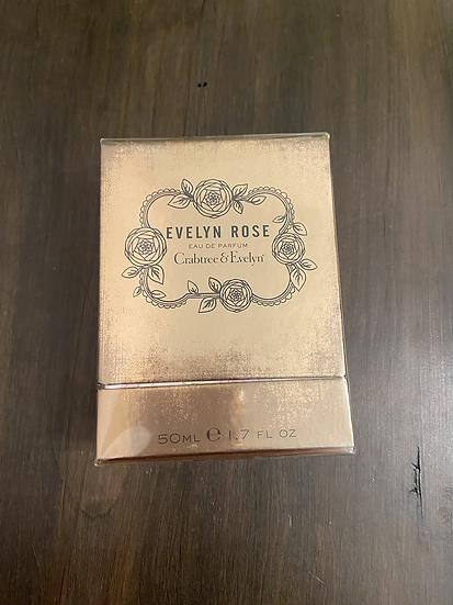 Crabtree & Evelyn , Evelyn Rose Eau de Parfum NEW