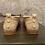 Thumbnail: Zara Basic Ivory Pearl Patent Loafers