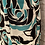 Thumbnail: AGB Black & Teal Dress