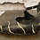Thumbnail: Enzo Angiolini Black/White Heels NEW