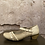 Thumbnail: Rieker Taupe Shoes with Velcro Strap