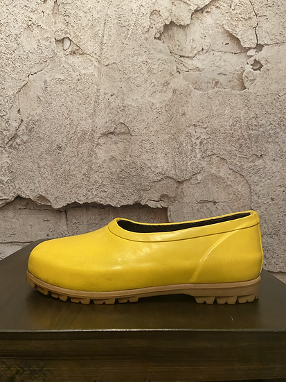 Midwest Yellow Rain Shoes