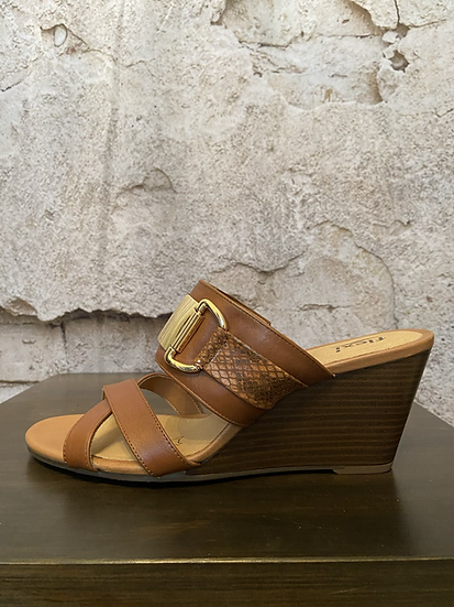 Flexi Cafe Wedge Sandals NEW