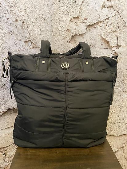 Lululemon Nylon Multi Functional Bag (has lap top storage)