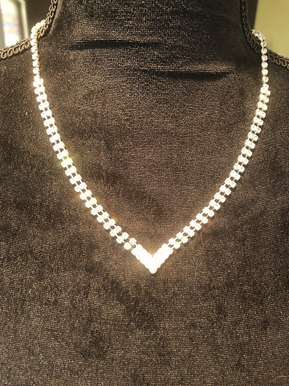 BT Jeweled Necklace NEW