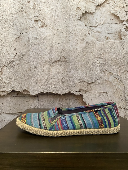 Keds  Multi Colored Espadrilles  with Jute Bottom