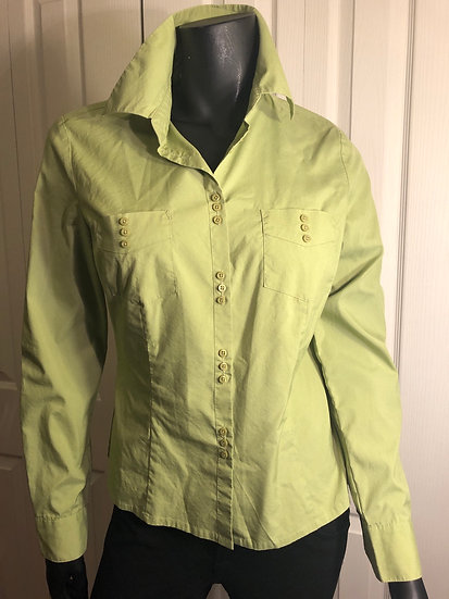 MEXX Pear Colored Blouse