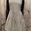 Thumbnail: GAP Seersucker Navy Stripe Dress
