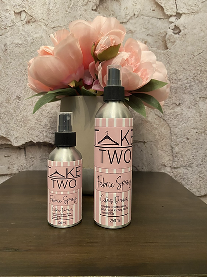 TakeTwo Fabric Spray