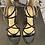 Thumbnail: Michael Kors Black Patent Strappy Sandals NEW
