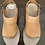 Thumbnail: Coque Terra Nude Leather Sandals NEW