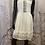 Thumbnail: Angeleye London White Lace Dress NEW