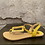 Thumbnail: Loucos & Santos Yellow Sandals from Brazil NEW