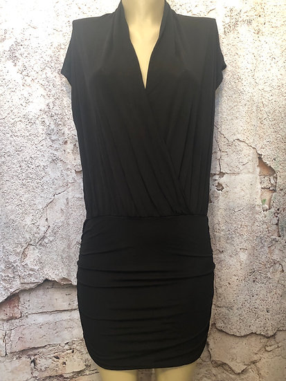 Le Chateau Black Sexy Dress