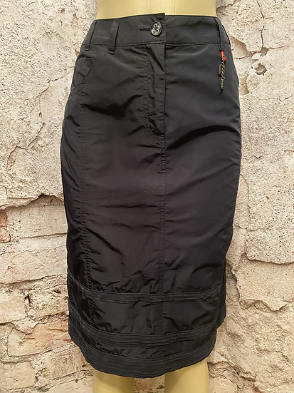 Tom Crown Navy Skirt
