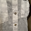Thumbnail: White Linen Blouse with  Tiny Pearlized Buttons