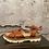 Thumbnail: MJUS Cognac Leather Sandals NEW