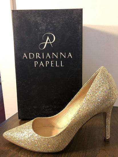 Adrianna Papell Sparkle Shoes NEW