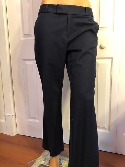 Banana Republic Navy Trousers