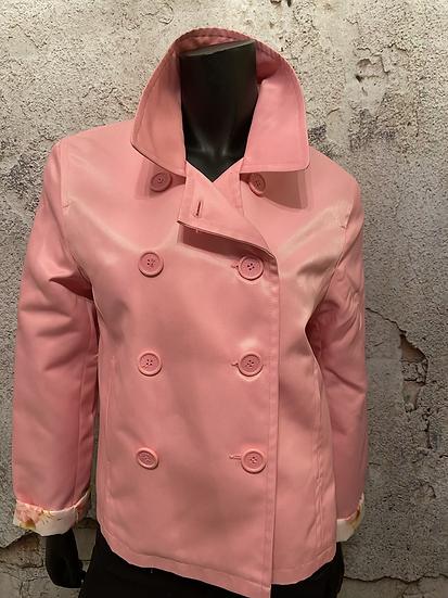 Ellabee Pink Sateen Jacket