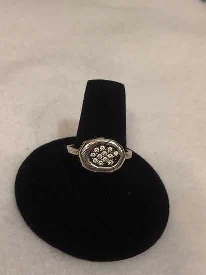 Silpada Honeycomb Ring