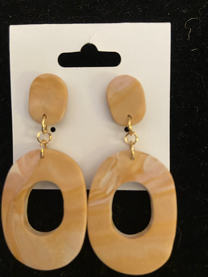 Lera+ Lycka Clay Earrings