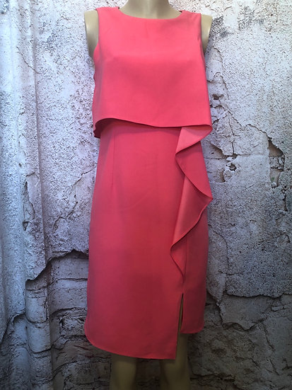 Cartise Coral Dress NEW