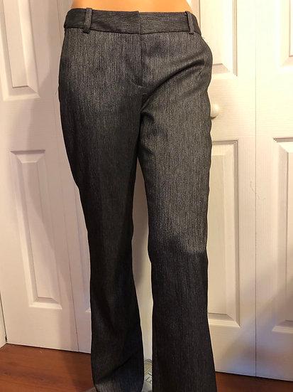 Mexx Grey Sateen Bootcut Trousers