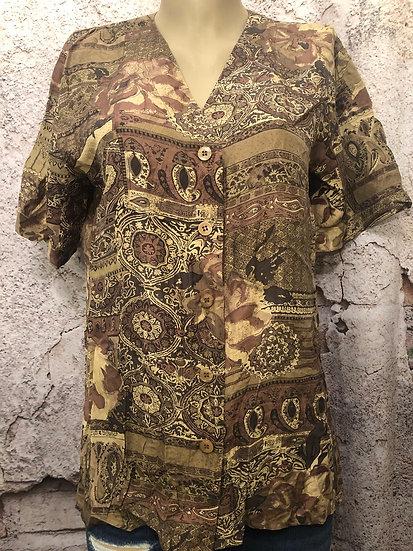 Vero Moda Silk Blouse