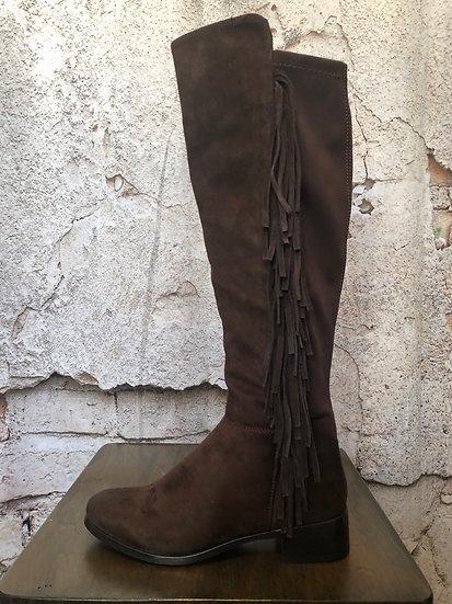 Reflexan Chocolate Seude Boot NEW
