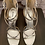 Thumbnail: Michael Kors Silver Strappy Sandals NEW