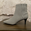 Thumbnail: Le Chateau Houndstooth Pointy Toe Boots NEW