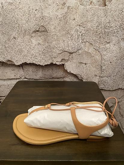 Michael Kors Lace Up Sandals NEW