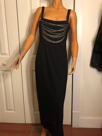 French Connection Maxi Chain Dress NEW
