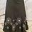 Thumbnail: Point Zero Black Embroidery Skirt