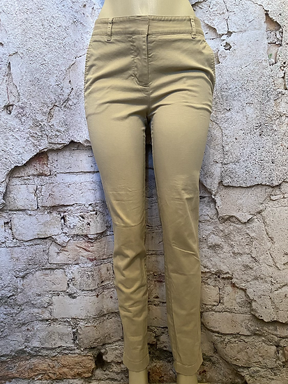 Babaton Aritzia Taupe Pants