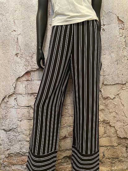 Cartise Stripe Flowey Pant