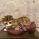 Thumbnail: Ecco Maroon Mary Jane Shoes