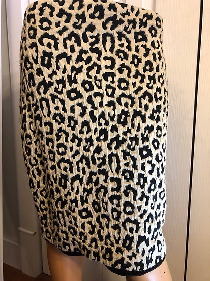 Joseph Ribkoff Sequin Bottom Skirt
