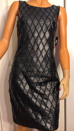 Cartise Faux Leather Dress 🇨🇦 NEW