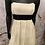 Thumbnail: Forever 21 Ivory Silk Dress