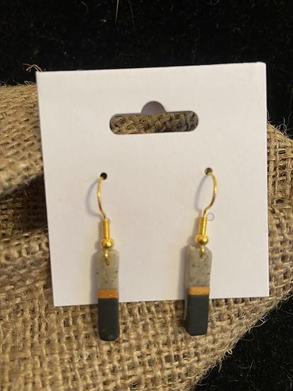 Lera + Lycka Clay Earrings