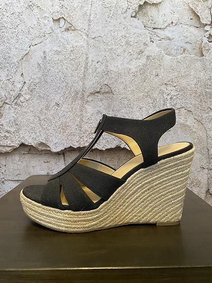 Michael Kors Berkley Wedge Sandals NEW
