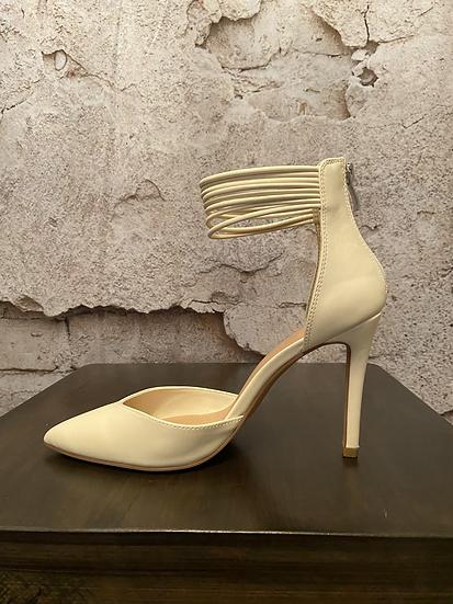 Kelly Rowland Alabaster Stilettos NEW