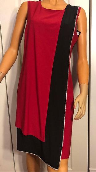 Cartise Black & Red Sparkle Dress 🇨🇦 NEW
