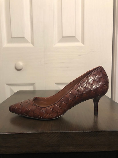 Cole Haan Weave Pattern Shoes NEW