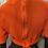 Thumbnail: Revamped Orange Top with Ties