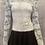 Thumbnail: Streetwear Stretch Lace Blouse